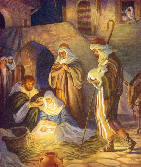 The Birth of Jesus ? Group Bible Study