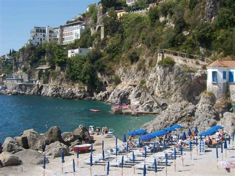 amalfi coast best beaches beaches cania photo article the best beaches of the