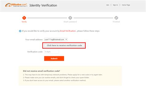 aliexpress verification alibaba com help center forget id password retrieve