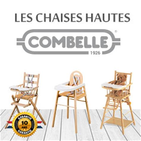 Chaise Haute Bébé Prix by Awesome Chaise Transformable Combelle Ideas