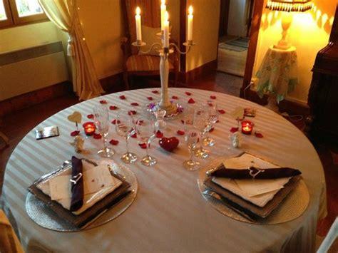 Diner En Amoureux A La Maison
