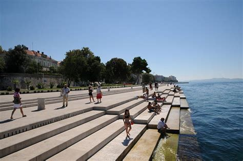 sea organ zadar travel blog things to do in zadar chasing the donkey