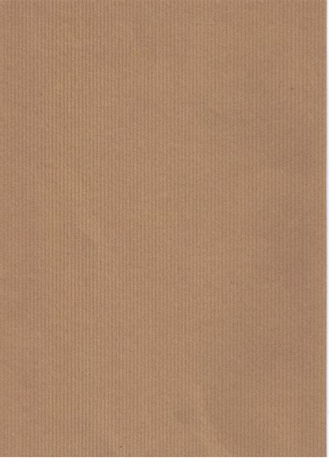 ribbed brown kraft 300gsm card a4 x 50 sheets from the
