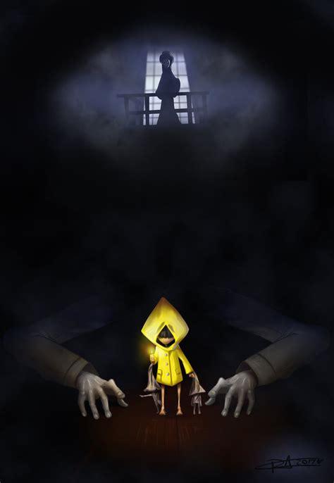 imagenes raras de juegos little nightmares by sh3ikha ame pinterest