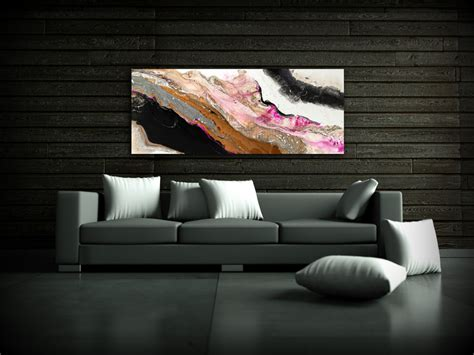 Pink Black And White Wall Decor by Black And White Pink And Brown Prints