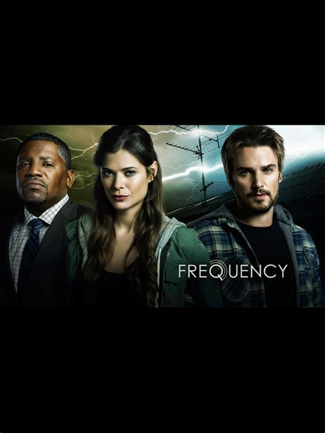 tv show frequency tv show news episodes and more