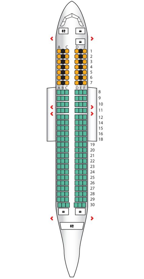 airbus a320 seating plan a320 lufthansa seat maps reviews seatplans