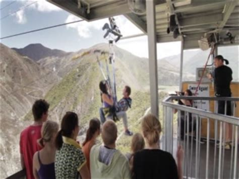 world largest swing nevis arc world s highest swing queenstown new zealand