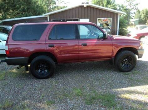 toyota 4runner for sale mn 1997 toyota 4runner for sale carsforsale