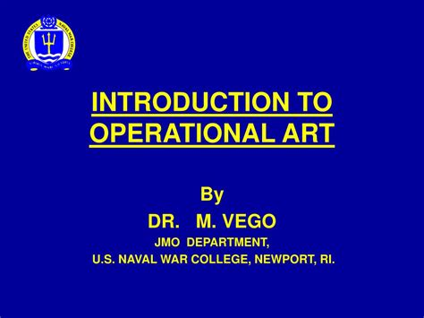 introduction to art ppt introduction to operational art powerpoint presentation id 84051