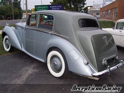 rolls royce modified 1950 rolls royce silver dawn modified car pictures