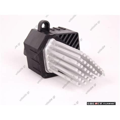 fan resistor bmw e46 bmw e46 blower resistor bosch f011 500 020 oe 64116929540 hvac blower motor resistor ac heater