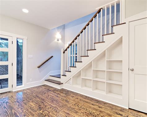 25 best ideas about staircase storage on - Built In Bookshelves Stairs