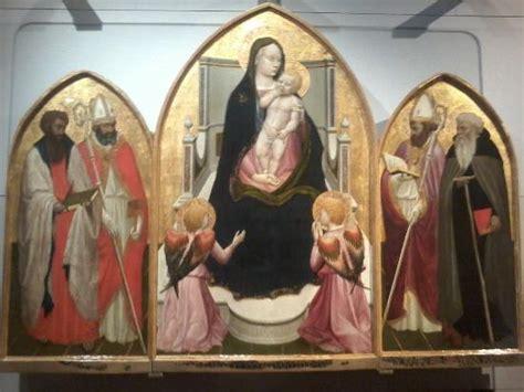ufficio informazioni turistiche firenze trittico di masaccio presso museo masaccio cascia