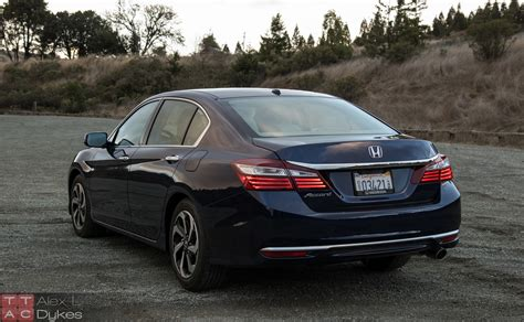 cars honda 2016 2016 honda accord sedan review quintessential family