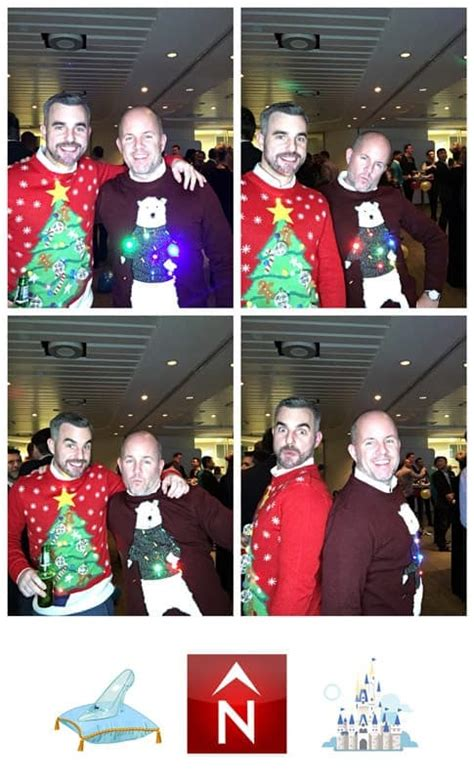 christmas party  norton rose fulbright law firm  pod guys