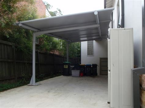 garden shed with awning carport awnings contemporary shed sydney by