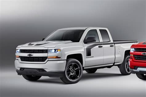 special edition chevy silverados chevrolet silverado black edition autos post