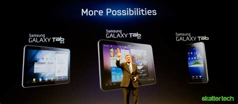 Samsung Tab Family samsung i am done with the galaxy tab 10 1 skatter