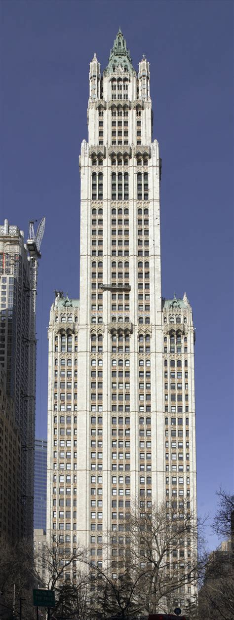 cass gilbert society cass gilbert the architect works woolworth building new york ny
