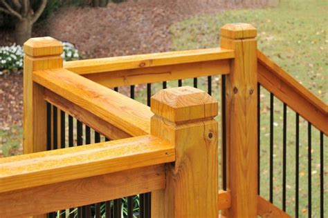 come costruire una ringhiera in legno passamano in legno scale passamano in legno fai da te
