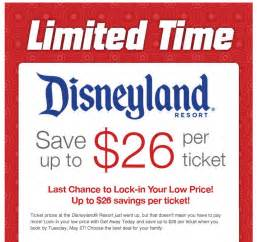 online deals target black friday last day to get disneyland tickets at the lower price