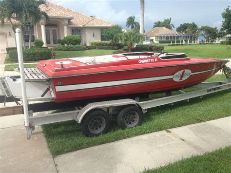cigarette boat for sale usa cigarette 21 1987 for sale for 1 boats from usa