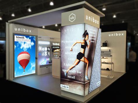 light box led display large format lightboxes unibox