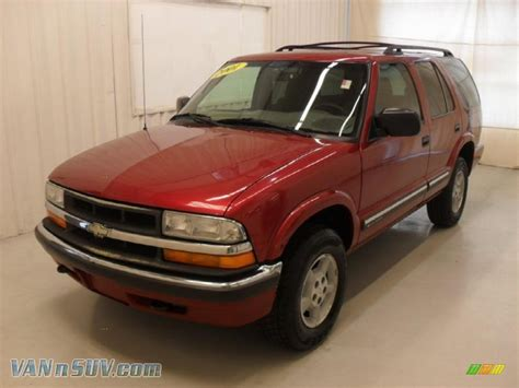 Majestic Ls For Sale by 2001 Chevrolet Blazer Ls 4x4 In Majestic Metallic
