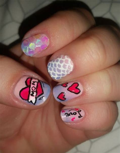 nail designs for s day 15 best happy s day nail designs ideas