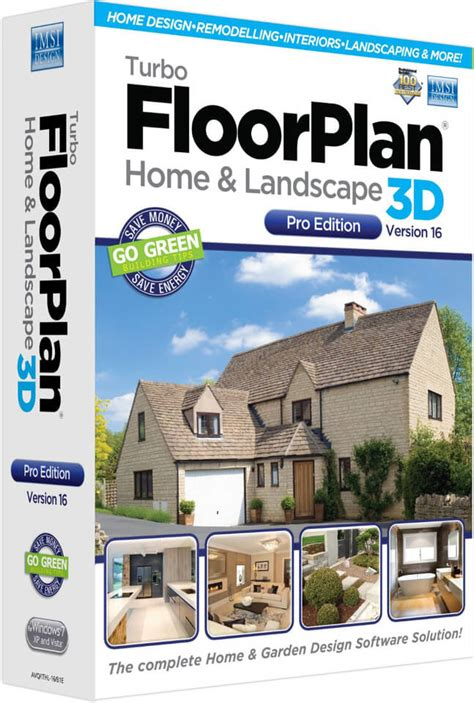 3d floorplan software turbo floorplan home landscape pro v16 pc zavvi