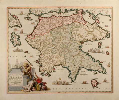 Grece Deo peloponnesus hodie morea deo favente et victoriosiss serenissae reipublicae 1690