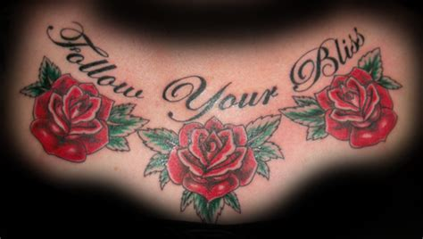 follow your bliss tattoo follow your bliss by twofacedtattoo on deviantart