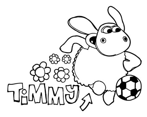 free timmy time colouring printablesfree coloring pages