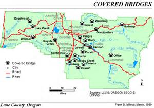 covered bridges oregon map places to visit in eugene oregon area