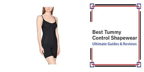 Best Tummy Control Shapewear Reviews in 2019 ? Check Our