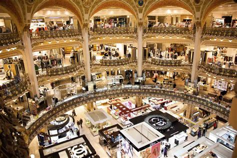 Sale Time At Galeries Lafayette by Les Galeries Lafayette Shopping Parisianist City