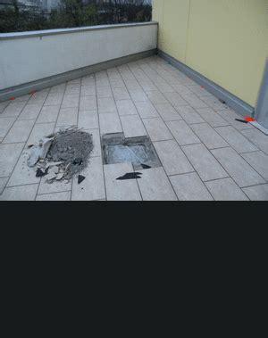 infiltrazioni terrazzo collaudo guaine e manti impermeabili infiltrazione garage