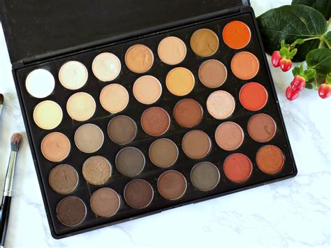 Makeup Morphe morphe makeup reviews mugeek vidalondon