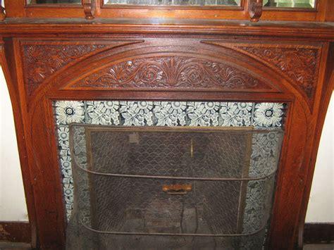 Antique Oak Fireplace Mantel by Fireplace Mantel Mantelpiece Oak Antique For
