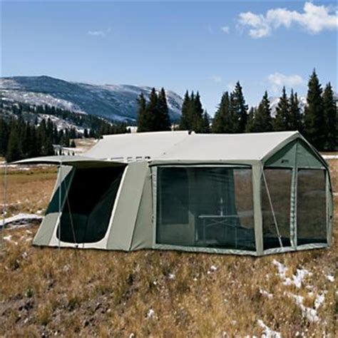 cabin tent with screen room rv net open roads forum trying to find a large tent with a screen room attached