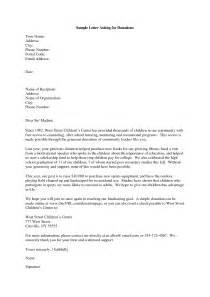 Sample Letter Asking For Donations From Charity sample letter asking for donations from charity letter asking for