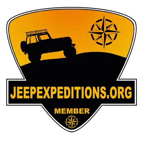 jeep adventure logo the jeep expeditions exploration education
