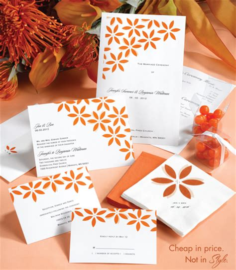 wedding invitations combo wedding color combos for 2012 add them to your invitation ensemble