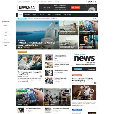 theme newspaper wordpress 2015 80 best seo optimized wordpress themes for 2018
