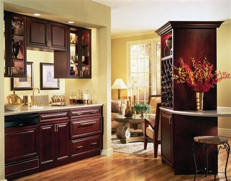 Designer Choice Cabinets by Designers Choice Cabinetry Traditional Living Room