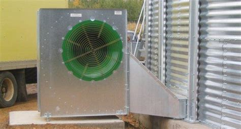 12 grain bin fan sukup fans heaters dhs grain ltd
