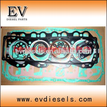 Packing Set Gasket Engine Set Nissan Livina 1 800cc Tahun 2007 2012 1 forklift engine td27t td27 complete gasket kit
