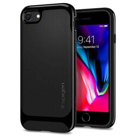 Spigen Iphone 8 Iphone 7 Shell 042cs20307 iphone 7 iphone 8 spigen neo hybrid herringbone black