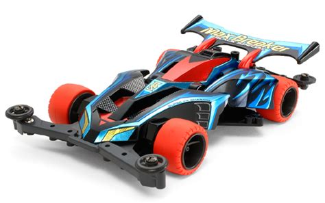 Tamiya 19608 Knuckle Breaker Black Special X Chassis 1 32 max breaker black special xx chassis